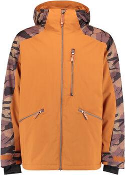 O'Neill  Pm DiabaseHr. SB-Jacke mit Kapuze orange
