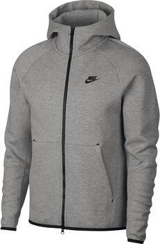 Nike Sportswear Tech Fleece Kapuzenjacke Herren grau