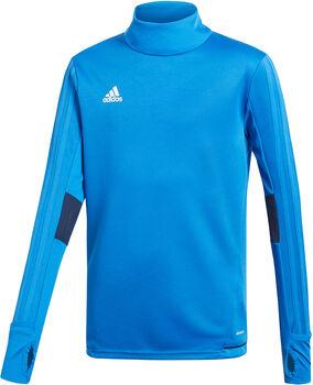 ADIDAS Tiro17 Trainingsshirt Jungen blau
