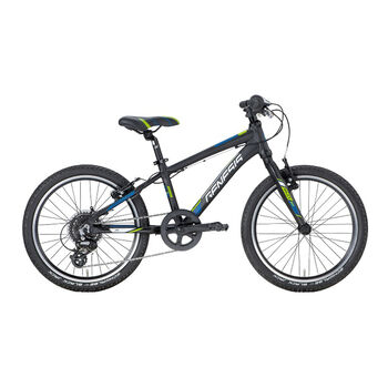 "GENESIS Evolution JR20 Lite Mountainbike 20"" schwarz"