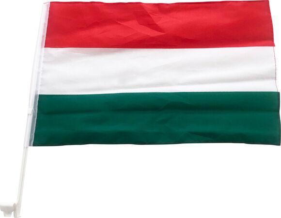 Ungarn Fanfahne