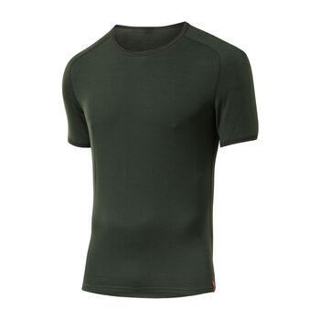 LÖFFLER Transtex® Warm T-Shirt Herren grün