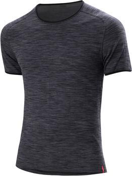 LÖFFLER Transtex® Warm T-Shirt Herren grau