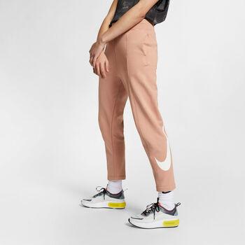 Nike Nsw Swoosh Trainingshose Damen pink