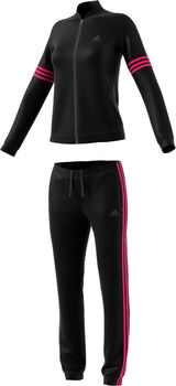 ADIDAS WTS PES COSY Trainingsanzug Damen schwarz