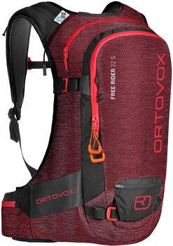 ORTOVOX Free Rider 22 S Hochalpinrucksack pink