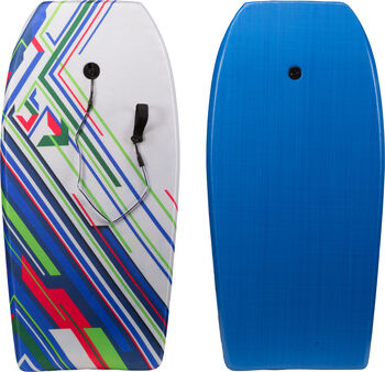 FIREFLY Surfer Bodyboard transparent