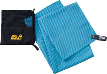 Jack Wolfskin Great Barrier Handtuch blau