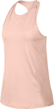 Nike Pro All Over Tanktop Damen pink