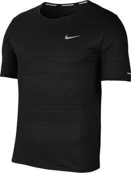Nike Dri-FIT Miler T-Shirt Herren schwarz