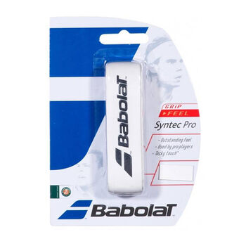 Babolat Syntec Pro Grip Griffband weiß