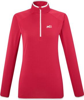 Millet Kootenay Fleece Langarmshirt mit Halfzip Damen pink
