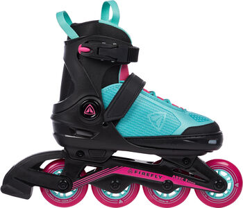 Firefly ILS 510 G Skate Mädchen schwarz