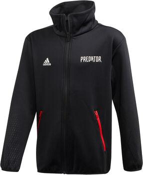 adidas Predator Trainingsjacke schwarz