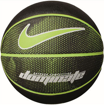 Nike Dominate 8P Basketball schwarz
