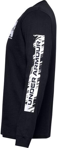 Box Logo Sketch Langarmshirt