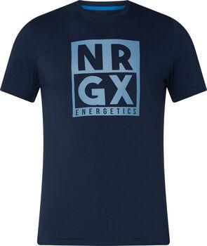ENERGETICS Shirt Gascon II Herren blau