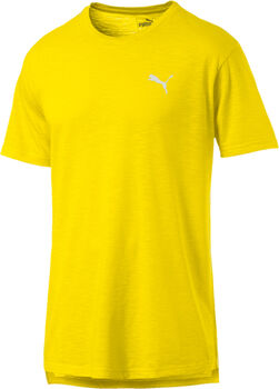 Puma Energy Training T-Shirt Herren gelb