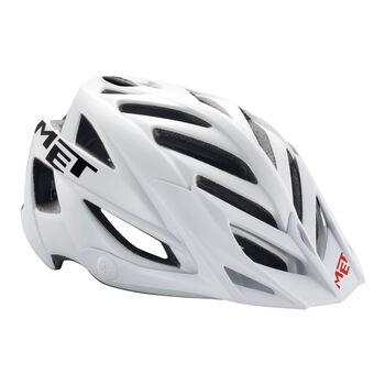 MET Terra Fahrradhelm weiß