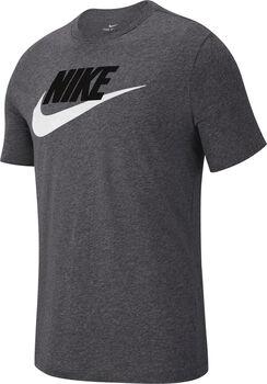 Nike Sportswear Icon Futura T-Shirt Herren grau