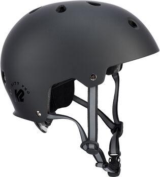K2 Varsity Pro Skatehelm Herren schwarz