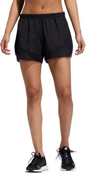 ADIDAS Marathon 20 Light Speed Shorts Damen schwarz
