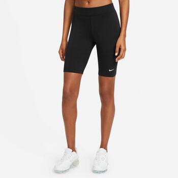 Nike Essential Vike Shorts Damen schwarz