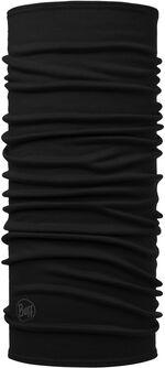 Merino Midweight Solid Black Multifunktionstuch