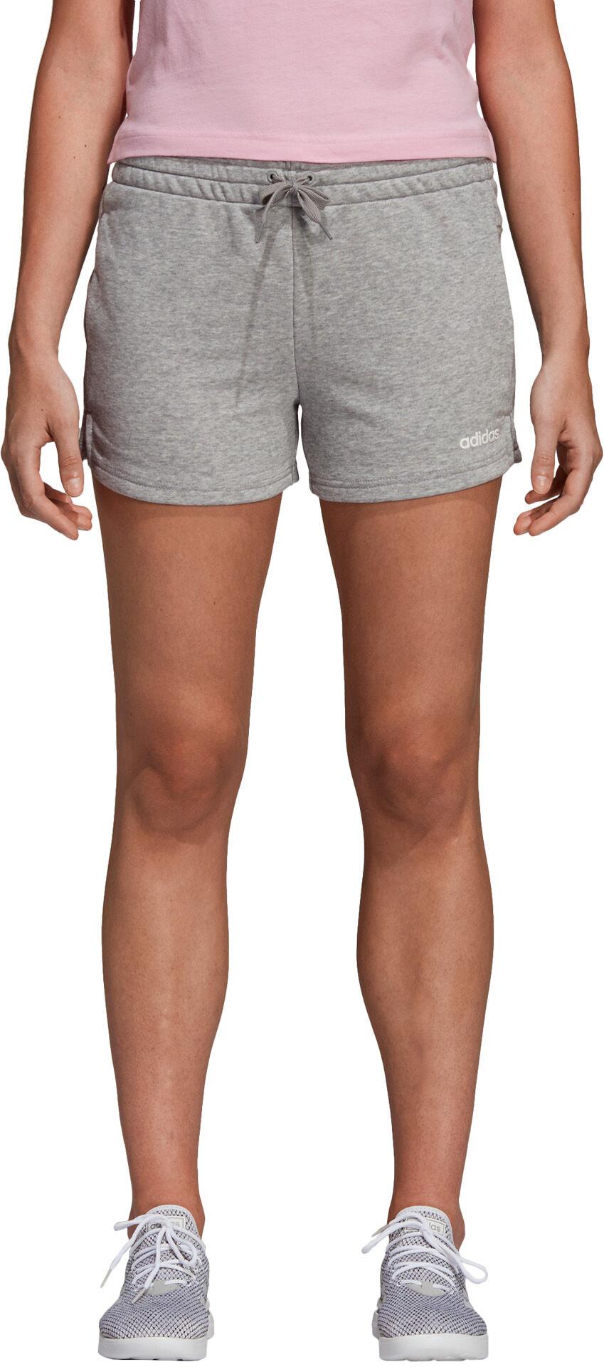 adidas Essentials Season Shorts Damen Hellgrau, Weiß