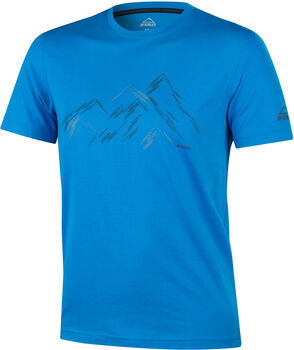 McKINLEY Active Malessa T-Shirt Herren blau