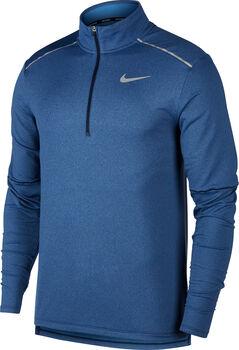 Nike Element Langarmshirt  Herren blau
