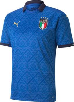 Puma FIGC Home Replica Fantrikot Herren blau