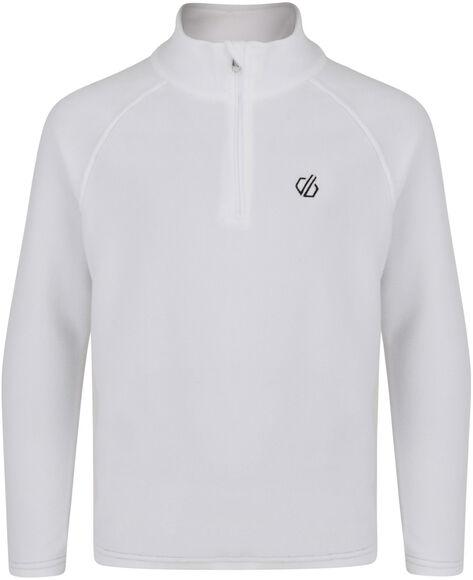 Freehand Fleece Langarmshirt mit Halfzip