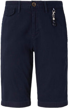 TOM TAILOR Chino Short Herren blau