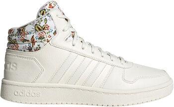 ADIDAS Hoops 2.0 MID Sneakers Damen blau