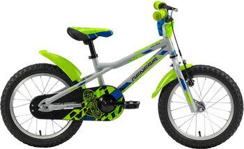 """GENESIS Matrix 16 Fahrrad 16"""" grau"""