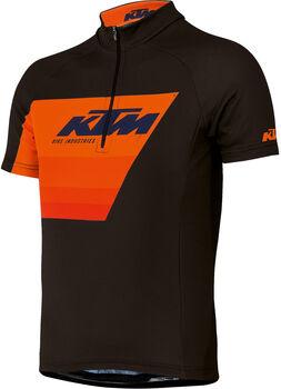 KTM Enduro Radtrikot schwarz