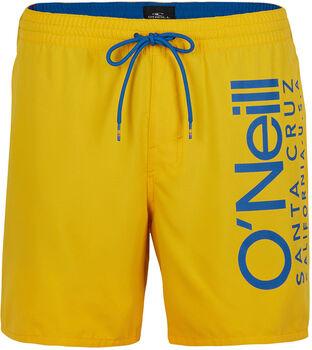 O'Neill Original Cali Badeshorts Herren gelb