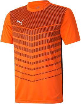 Puma ftblPLAY Graphic T-Shirt Herren orange