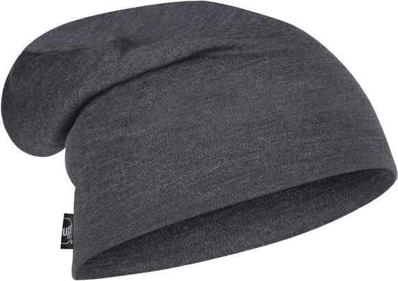 Merinowolle Heavyweight Solid Mütze