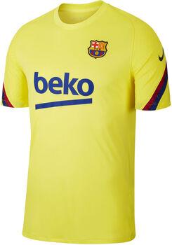 Nike FCB Brt Strk T-Shirt gelb