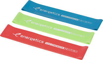 ENERGETICS Mini Bands Set 1.0 weiß