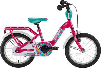 """GENESIS Princessa 16 Fahrrad 16"""" pink"""