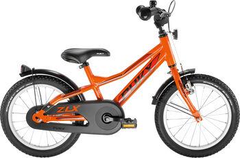 "PUKY ZLX 16-1 Alu ""Cyke"" Fahrrad 16"" orange"