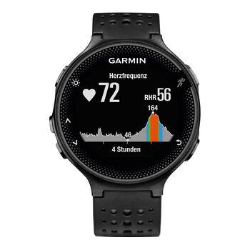 Garmin Forerunner 235 GPS Laufuhr schwarz