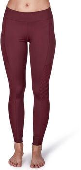Skiny Yoga&Relax Trend Leggings Damen rot
