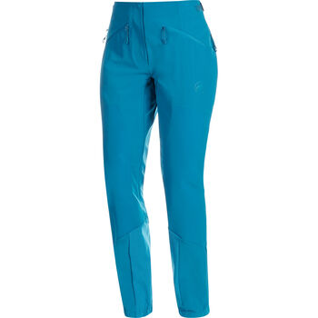 MAMMUT Aenergy Pro Softshell Pants Damen blau