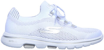 Skechers GoWalk 5 Uprise Trainingsschuhe Damen weiß