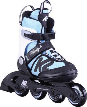 K2 Velocity Inlineskates blau