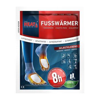 The Heat Company Easy Fusswärmer weiß